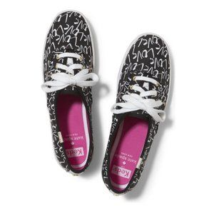 kate spade x keds champion love sneakers 6 nwt